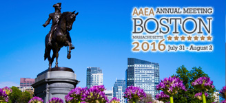 2016 AAEA Annual Meeting