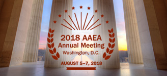 2018 AAEA Annual Meeting