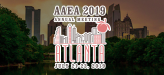2019 AAEA Annual Meeting