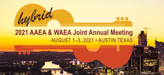 2021 AAEA Virtual Meeting